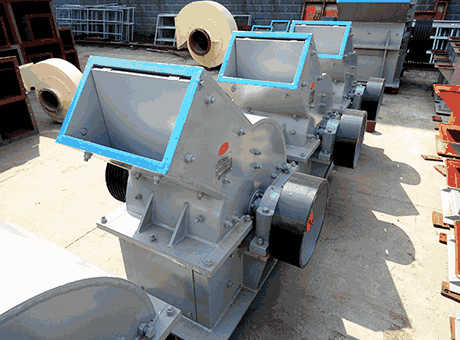 Italy Europe large soft rock hammer crusher sell it at a