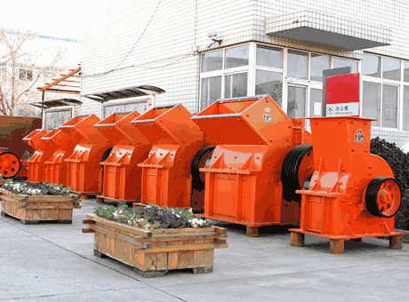 design of hammer crusher in cement