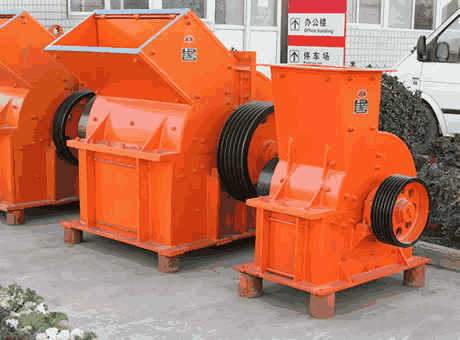 Bandung High Quality SmallSoft Rock Hammer Crusher Sell