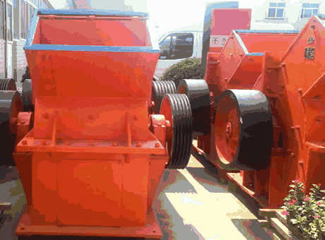Hammer Crusher|Tangible Benefits Small BariteBriquette