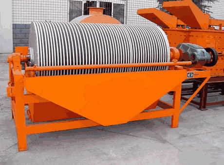 Nukualofa efficient portable salt magnetic separator price