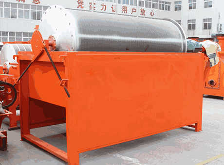 KanKan tangible benefitslargecalcitemagnetic separator