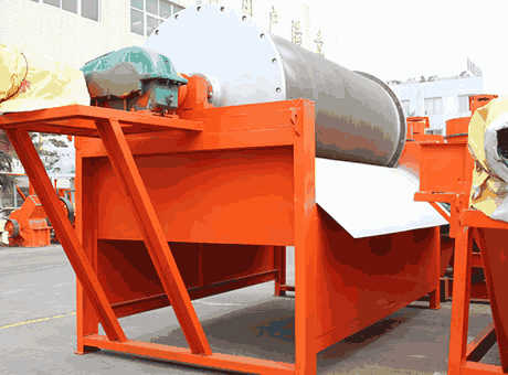 Indonesia smallbasaltmagnetic separatorsell  EVOQUIP