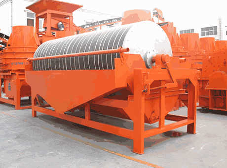 efficient mediumdolomite magnetic separator for salein