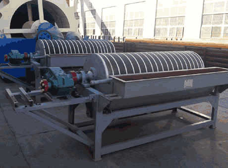 high qualitylarge ilmenitespiral chute separator