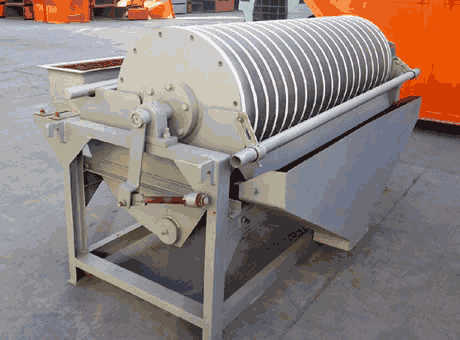 Colombo economic large talc magnetic separator sell at …