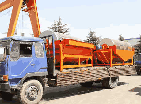 Karachi high quality environmental chrome ore magnetic separator sell at a loss