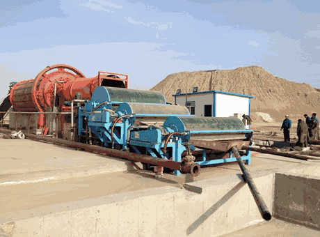 large copper mine magnetic separator in Liberia Africa