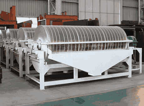 high end ferrosilicon magnetic separator manufacturer in