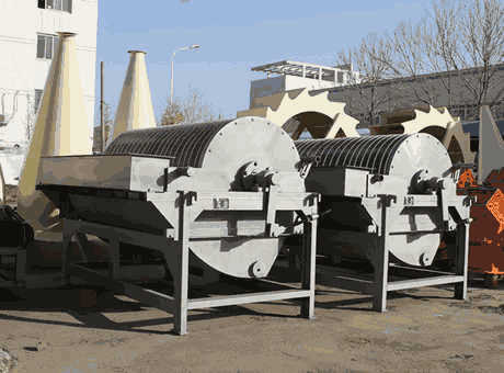 Namur high quality pottery feldspar magnetic separator