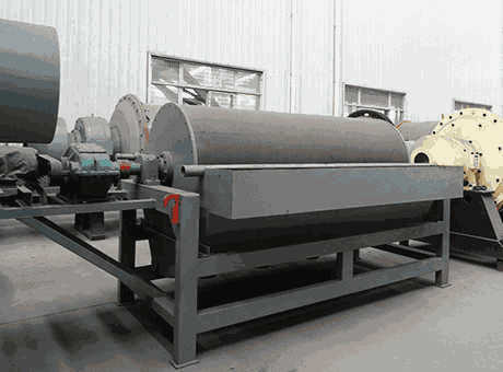 Yogyakarta low price large dolomite magnetic separator for sale