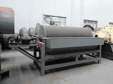 Indonesia small basaltmagnetic separator sell  EVOQUIP