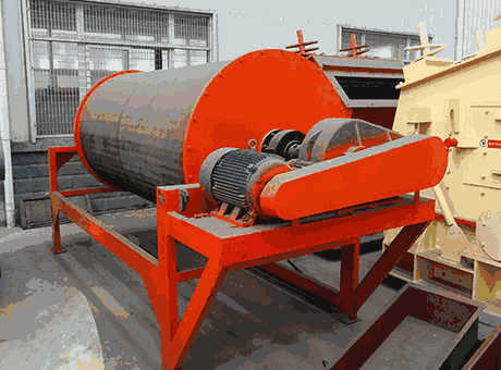 Buchanan low price large barite magnetic separator for sale