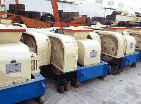 high quality pyrrhotite toothed roll crusher sell at a