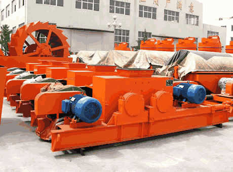 tangible benefitssmall barite toothed roll crusher in