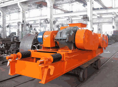 tangible benefits portable ceramsite toothed roll crusher