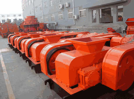 Sao Paulo Tangible Benefits Small Mineral Roll Crusher