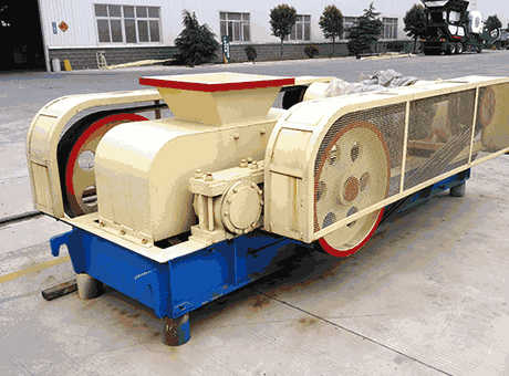 Tangier Morocco Africa small gypsum roll crusher sell at a