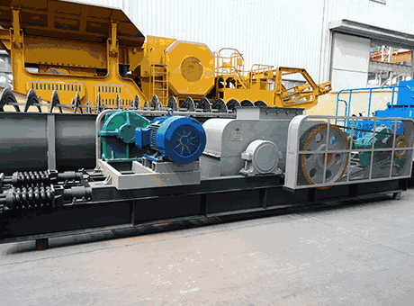 RollerCrusher|High EndNewCalciteToothed Roll Crusher