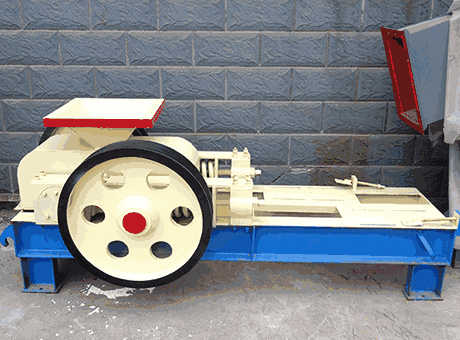bauchieconomicportable concretetoothed roll crusher