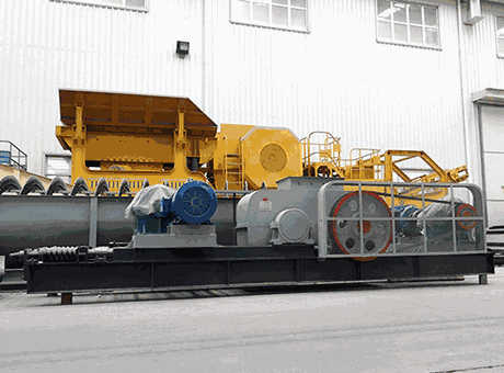 Brazil Environmental Stone Roll Crusher Sell At A Loss