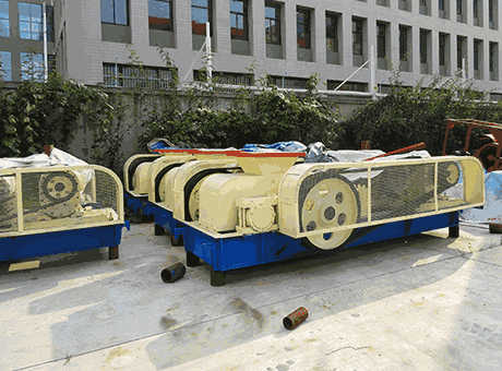 economic environmental silicate roll crusher sell in Mongolia
