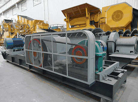 efficient environmental pyrrhotite toothed roll crusher