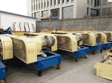 tangible benefits small gypsumtoothed roll crusher sell