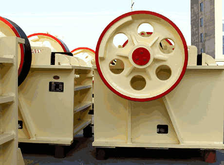 crushers used for iron ore reduction
