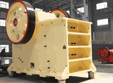 TonsSmall Capacity Steel Slag Crusher