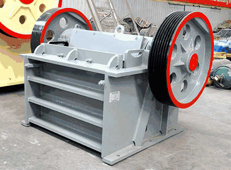 Small Used Concrete Rock Breaker Jaw MiniStone Crusher