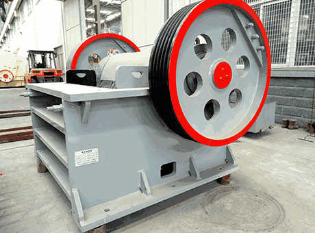 Jaw Crusher Prinsip Kerja