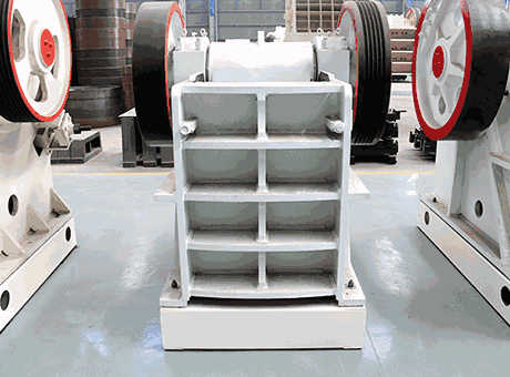 Stone Crusher Erection Detailed Drawing   Jaw Crusher
