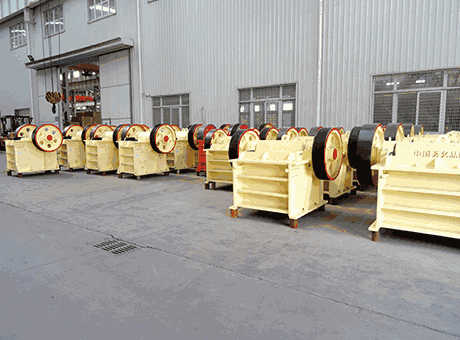 GambarKerja Jaw Crusher