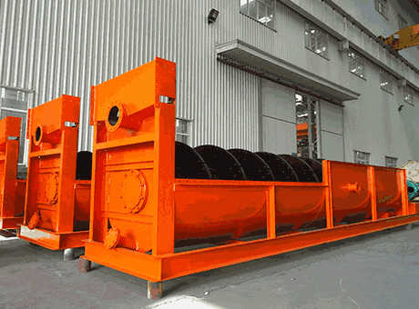 efficient portable river pebble spiral classifier manufacturer in Veracruz