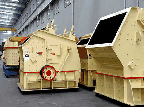 information part of impact crusher