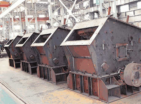 flowsheet for iron ore processing manganese impact crusher