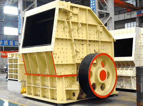France Europe high quality new river pebble impact crusher