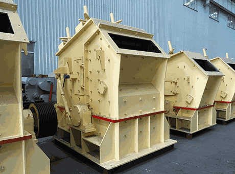 information about part of impact crusher