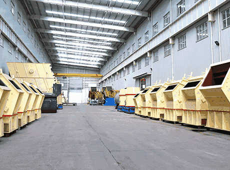 high end environmental magnetite impact crusher