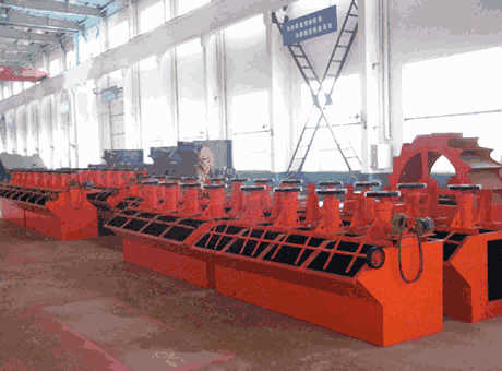 new chrome ore flotation cell in Madras India South …