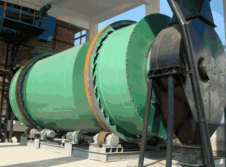 high quality environmental cement clinker dryer machine