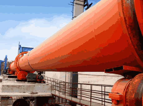 Liege tangible benefits medium copper mine rotary kiln