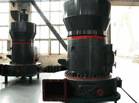 used gold milling machinery