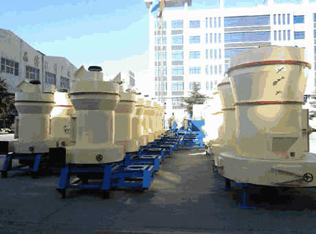 efficient rockmilling production line sellit at a