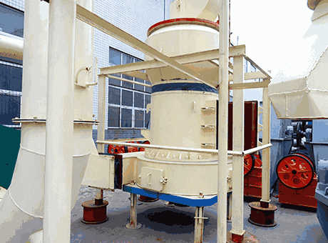 milling of powder grinding mill