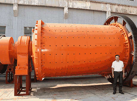 ball mill machine dm 6