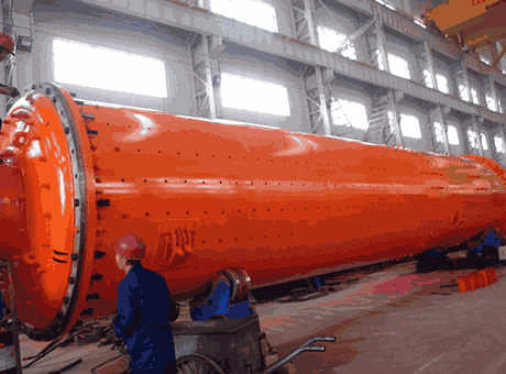 ore wet ball mill machinein power plant