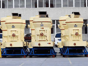 phosphorus ore machine equipment