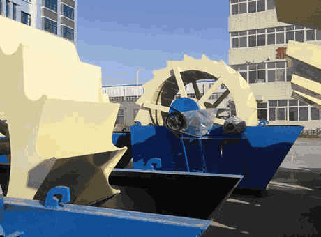 Sand Washing Machine| Wheel & SpiralSand Washer  JXSC Mine
